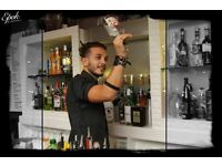 Professional Fun Cocktail Bartenders & Bartenders Available For Birthdays Weddings In-House Events