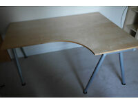 "IKEA corner office desk ""Galant"""