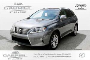 2015 Lexus RX 350 TOURING ~WOOD AND LEATHER WRAPPED STEERING WHE