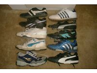 football boots/trainers size 7