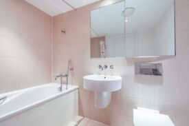 A Must see stunning two bedroom two bathroom apartment. Water Garden Square, SE16. Call NOW!