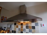 90cm Stainless Steel Chimney Cooker Hood