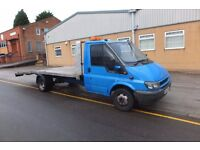 FORD TRANSIT MK6 2.4 LWB RECOVERY TRUCK 17FT BED LONG MOT