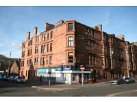 GOVANHILL - Calder Street - One Bed. Unfurnished