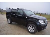 Nissan Pathfinder 2.5d Sport -2006, ONLY 67,000 MILES! FSH, TWO OWNERS, STUNNING CONDITION, TOP SPEC