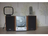Sony CMT-EX1 Compact Hi Fi System