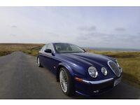 Jaguar S-Type 4.2 V8 Low Mileage Good Condition Long MOT