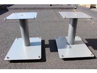 Gale metal speaker stands