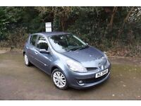 """2006 Renault Clio 1.4i - """"1 Lady Owner - 72k miles - Full Service History - Top of the range!"""""""
