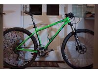 Genesis High Latitude 29er mountain bike