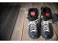Valo Impala Boot Only rollerblades inline skates UK9