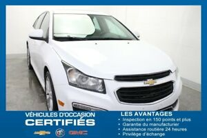 2015 Chevrolet Cruze 2LT RS Turbo NAV+TOIT+CUIR+MAGS 18""
