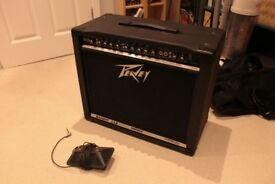 peavey bandit 112 transtube. perfect working condition. Complete with foot pedal