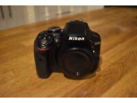Nikon D3300 Like new