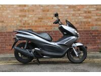 Honda PCX 125 *MOT* LOW MILEAGE *HPI Clear* NOT PS Sh Dylan S-wing N-max X-max