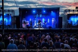 Britpop Festival Band Act Available To Hire