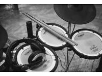 Drum Lessons - Five Ways Area