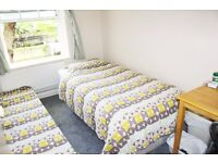 ^^TWIN ROOM IN CAMDEN FOR 165 POUNDS A WEEK CAN BE MADE DOUBLE!!