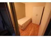 Single Room , 1 Min Walk To Station, Fully Furnished, All Bills, Wifi, Cleaning Service Included