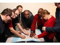 Community living volunteer needed in Glastonbury (flat provided rent free)