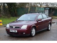 Vauxhall Vectra 2.2 ELEGANCE dual fuel LPG , NEW MOT! Zone 1 congestion Charges FREE !!!!
