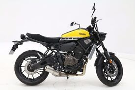 Pre Reg 2016 Yamaha XSR700 ABS 60th Anniversary --- Black Tag Sale Event--- PRICE PROMISE!!!