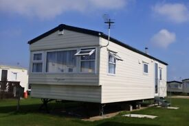 2017 Delta Goodwood Mobile Home for Sale with Pitch and on one of the best Resorts in the UK.