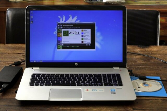 HP Envy 17 3in Laptop, Intel I7 CPU, 1TB HC, 12GB Ram, GeForce GT 740M  Graphics | in Newcastle, Tyne and Wear | Gumtree