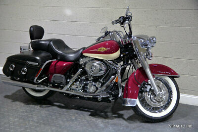 2007 Harley-Davidson FLHRCI  Harley-Davidson FLHRCI Burgundy with 5,700 Miles, for sale!