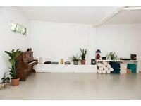 Office / Work Space in Dreamy Loft £16 per day