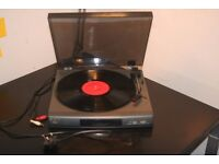 Sony stereo turntable model PS-LX56