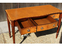 Antique Style Writing Desk - console table - dresser