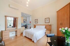 Luxury & Large Studio Apartment - Marylebone