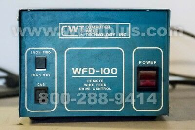 Computer Weld Technologies Wire Feeder Control (CWT WFD-100)
