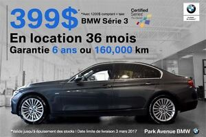 2013 BMW 328 i XDrive - Certified series 160 000 km waranty