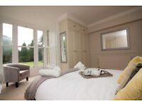 Contractors, Visitors, Tourists Short Stay Let 2 Bed Full Serviced Apartments in Bakewell