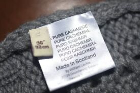 Beautiful new 100% Cashmere jumper size 36 (about a 12) RRP - £129.99