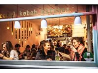 BE A LEAD CHEF WITH BabaBoom - TIMEOUT TOP 10 NEW RESTAURANTS IN LONDON 2016