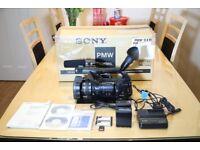 Sony PMW-EX1R XDCam with Sony Mic & Accessories
