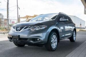 2014 Nissan Murano SL Coquitlam Location - 604-298-6161