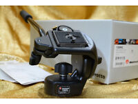 Manfrotto 128RC Mini Fluid Video Head, tripod head