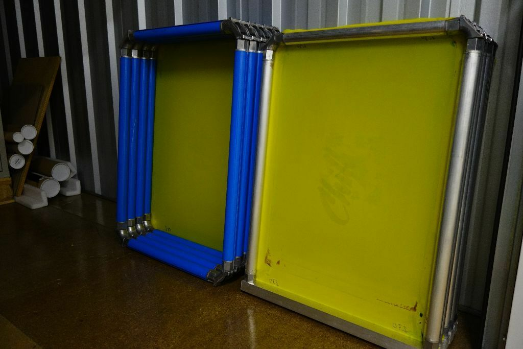 screen printing newman roller frames m3mzx tension meter wrenches and more
