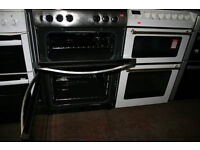 BELLING Classic 60 cm Gas Cooker - Black g741 Delivery and collection