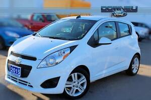 2015 Chevrolet Spark LT, ALLOYS BLUETOTH, GAS SIPPER. READY TO R