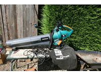 leaf blower vac for sale