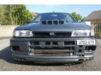 1993 Nissan Pulsar GTiR - highly modified