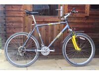 Raleigh MAX Cromo 21S Mountain Bike