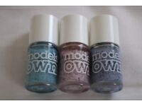 Models Own Speckled Eggs Collection Nail Polish