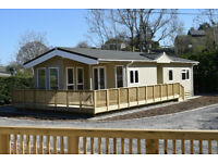 CONWY: Holiday Lodge for sale 2018 plot fees included