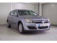 2005 Vauxhall Astra 1.8 i 16v Automatic Life 5 door, New MOT
